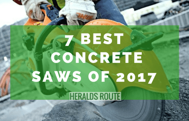 best concrete saws