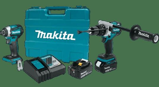 Makita vs Dewalt 2017