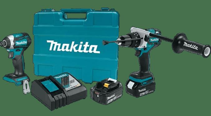 Makita vs Dewalt 2018