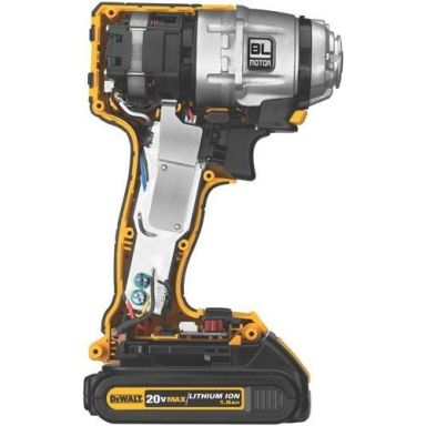 best brushless impact driver 2018