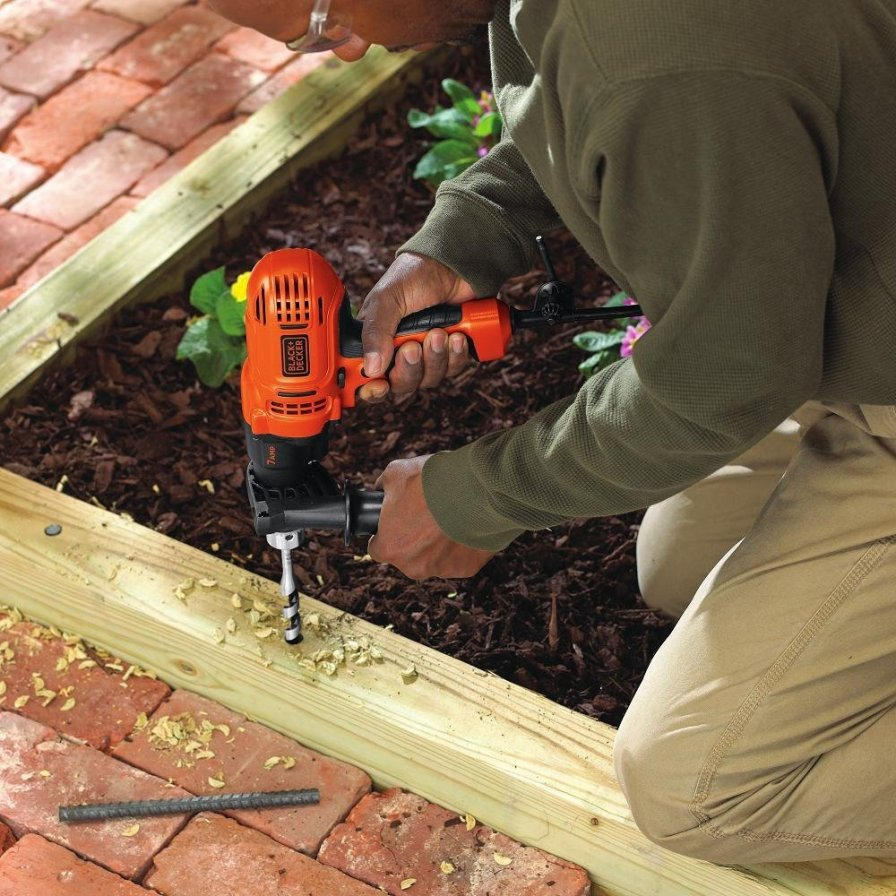 best heavy duty hammer drill