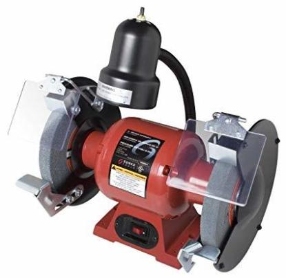 can you use a bench grinder on wood