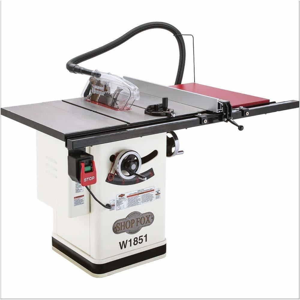 Top 17: Best Cabinet Table Saws Reviewed (some under 1000)