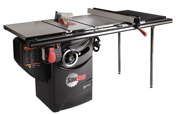 best cabinet table saw 2019