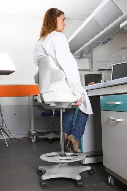 sillas de laboratorio ergonmicas LABSTER