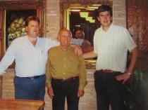 Nuestro gran amigo D. Vitorino Martín