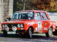 coche rally galicia - colaboraciones - bodegas heras cordon (4)