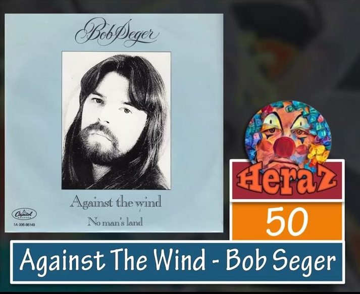 Against The Wind – Bob Seger (bass)