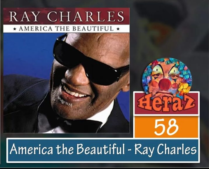America the Beautiful – Ray Charles (bass)