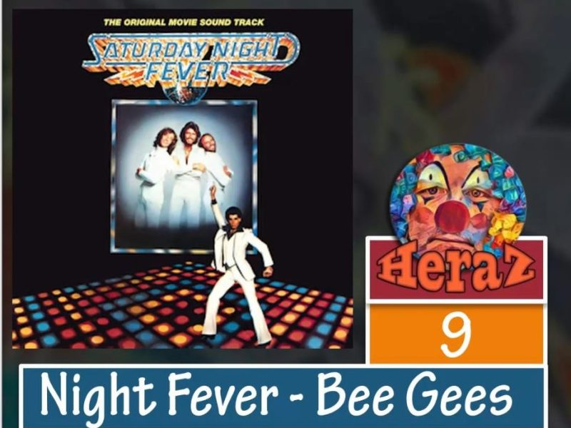 Night Fever – Bee Gees (Bass)