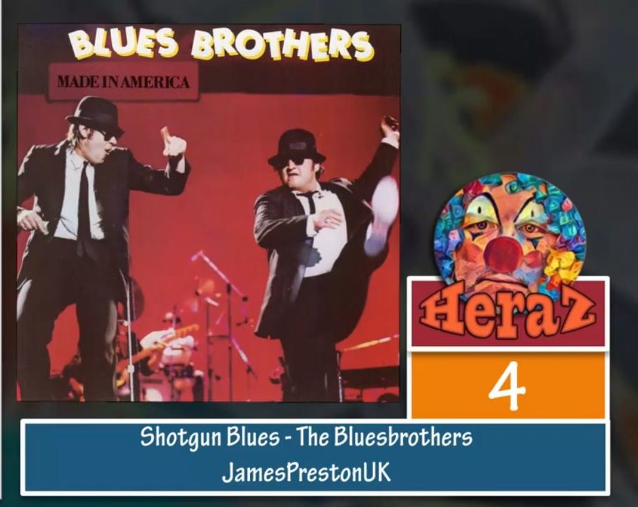 Shotgun Blues  – The Blues Brothers (Bass)