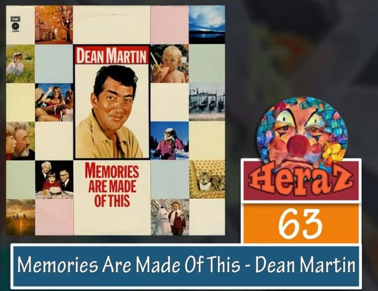 Memories Are Made Of This – Dean Martin (bass)