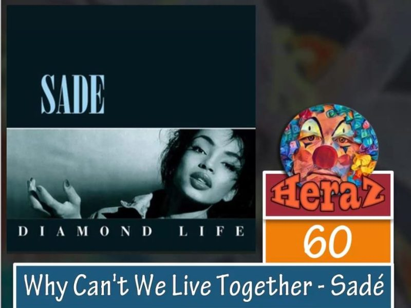 Why Can't We Live Together – Sadé (bass)