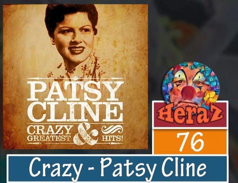 Crazy – Patsy Cline (bass)