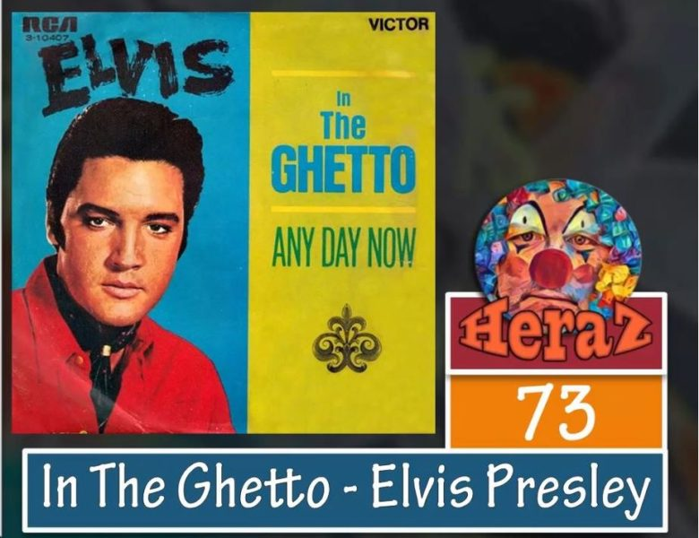 In The Ghetto – Elvis Presley (bass)