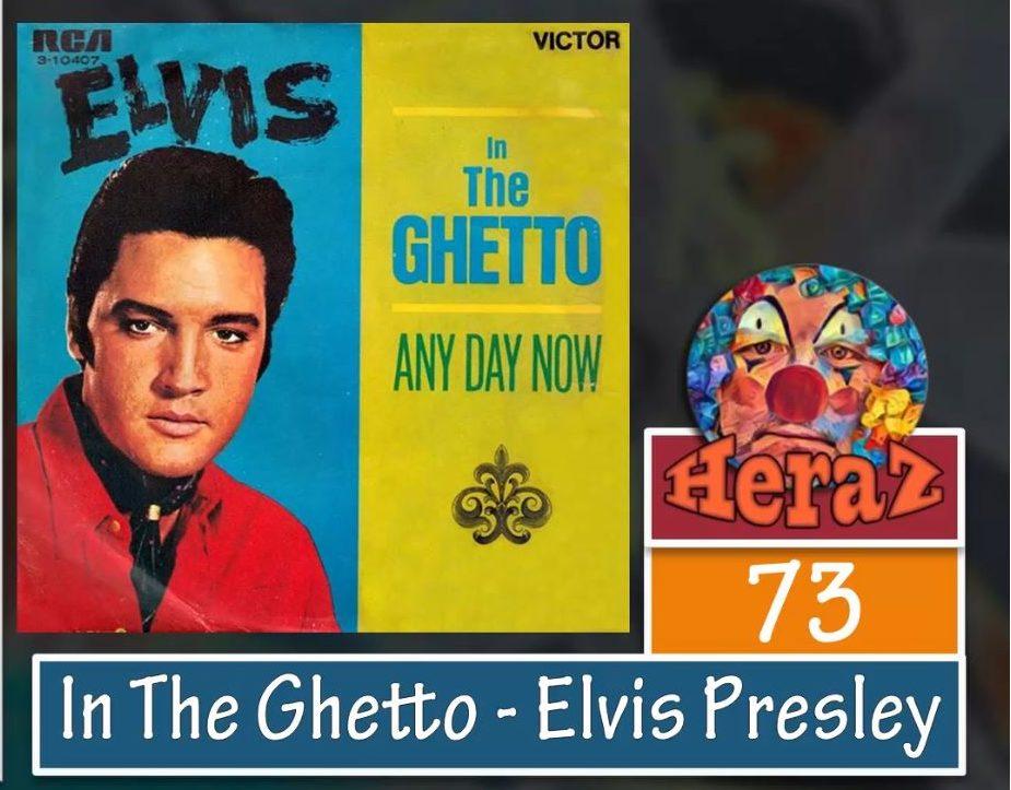 In The Ghetto – Elvis Presley (bass)