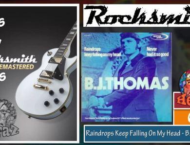 Raindrops Keep Falling On My Head – B.J. Thomas (bass)
