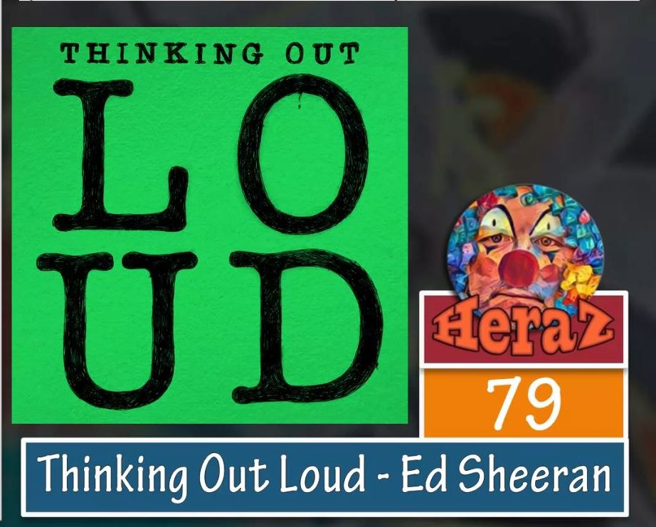Thinking Out Loud – Ed Sheeran (bass)