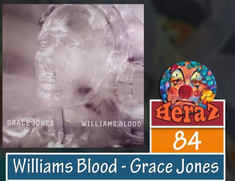 Williams Blood – Grace Jones (bass)