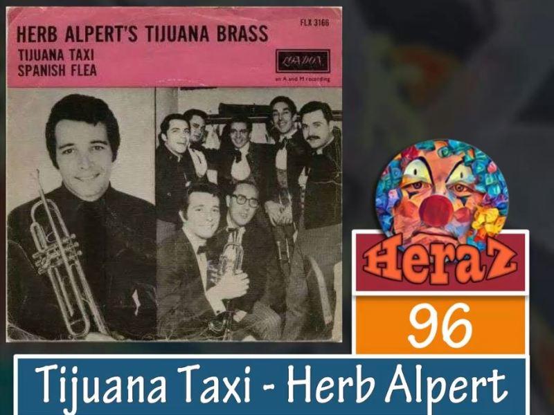 Tijuana Taxi – Herb Alpert (bass)