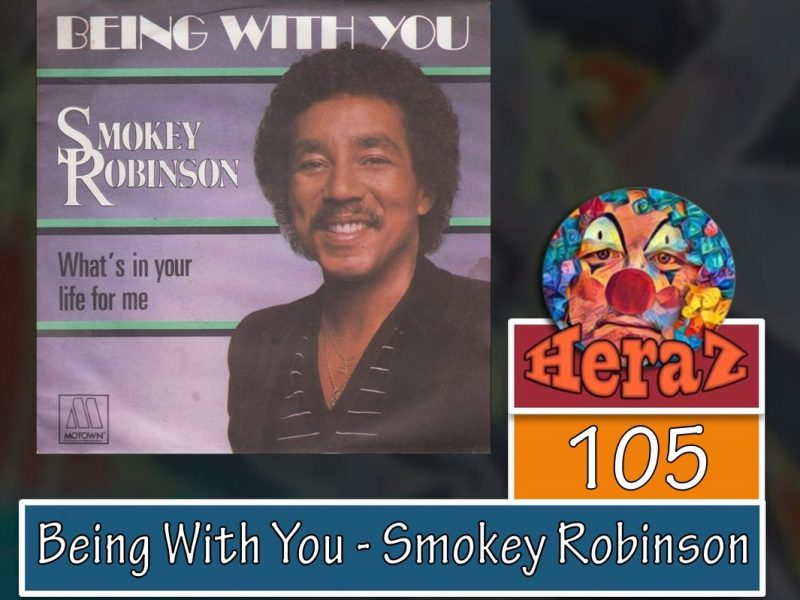 Being With You – Smokey Robinson (bass)