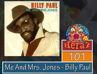 Me And Mrs. Jones – Billy Paul (bass)