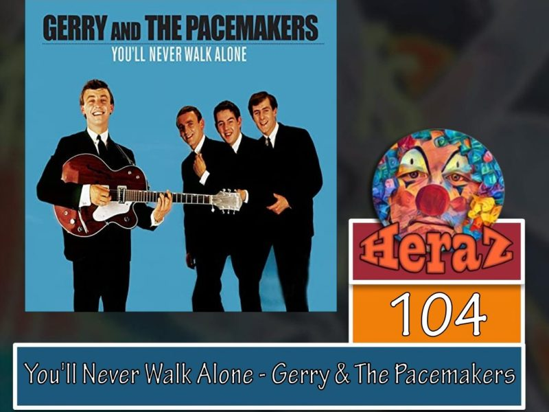 You'll Never Walk Alone – Gerry & The Pacemakers (bass)