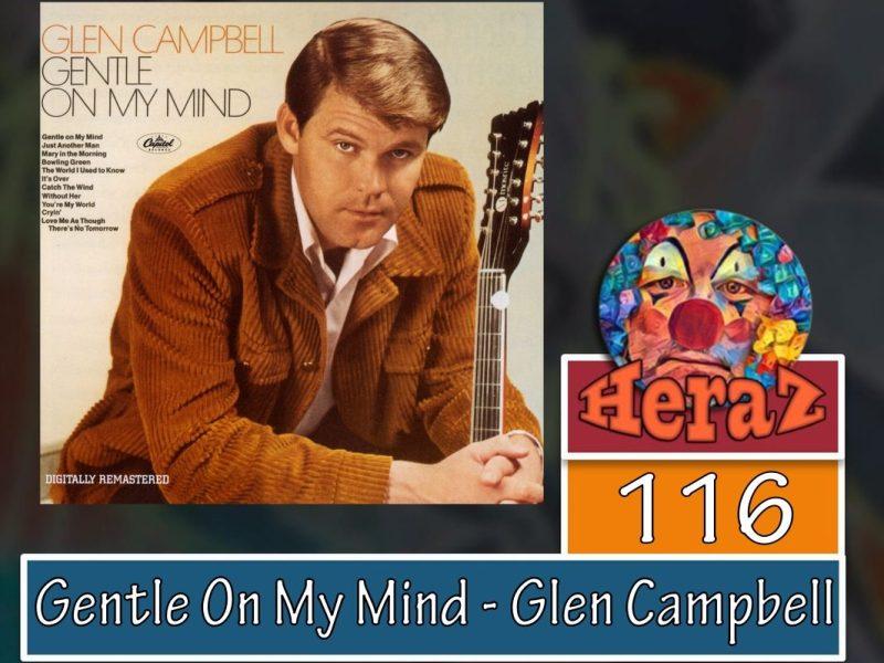 Gentle On My Mind – Glen Campbell (bass)