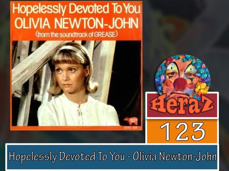 Hopelessly Devoted To You – Olivia Newton-John (bass)