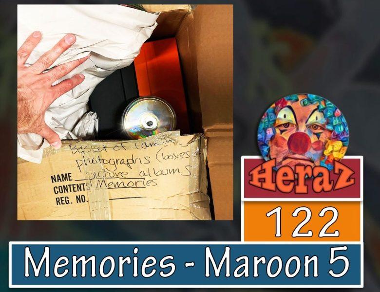 Memories – Maroon 5 (bass)
