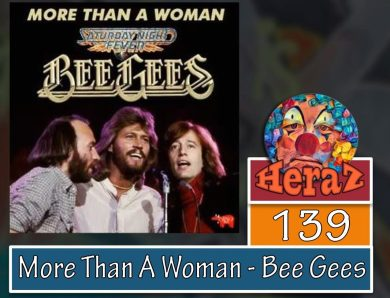More Than A Woman – Bee Gees (bass)