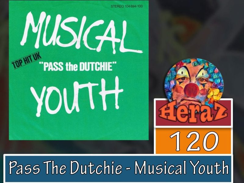 Pass The Dutchie – Musical Youth (bass)