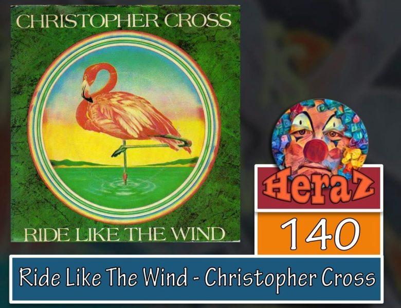 Ride Like The Wind – Christopher Cross (bass)