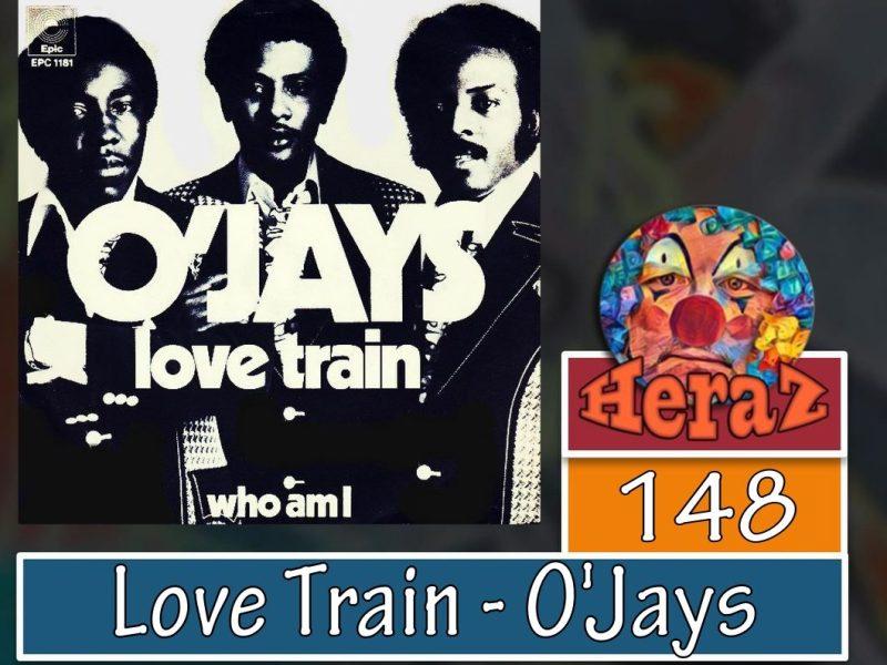 Love Train – O'Jays (bass)
