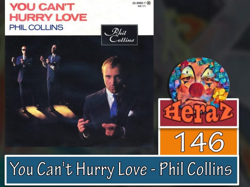 You Can't Hurry Love – Phil Collins (bass)
