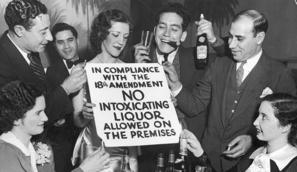 Alcoholic root beer, Prohibition-style