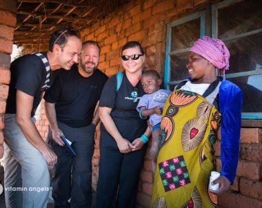 Visiting Malawi with Vitamin Angels