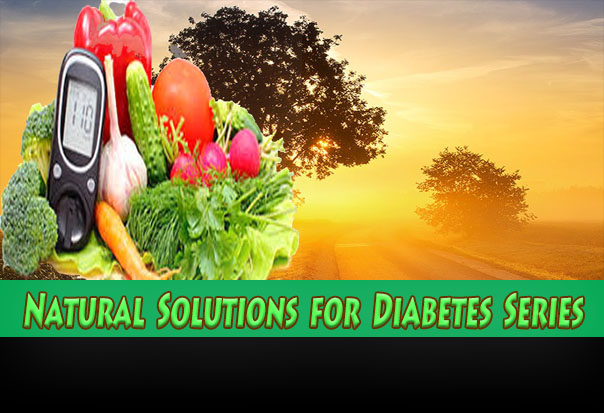 Herbs and Natural Solution for Insulin Resistance