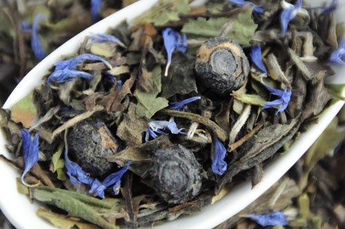 Buy Blueberry tea Benefits Side Effects How to Make  Herbal Teas Online