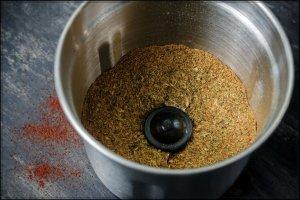 creole seasoning in grinder