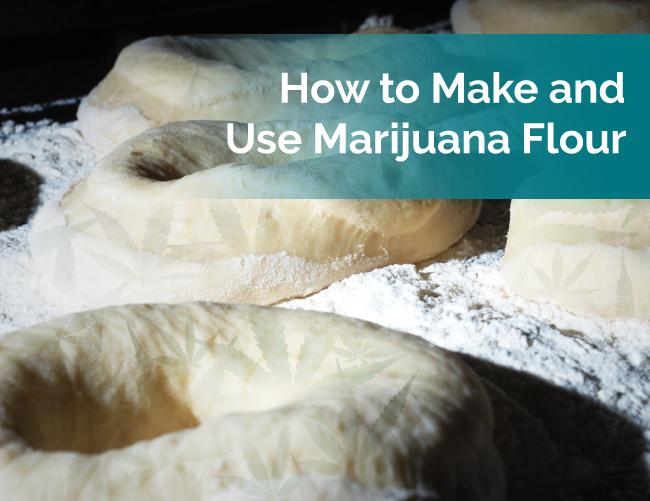 marijuana flour