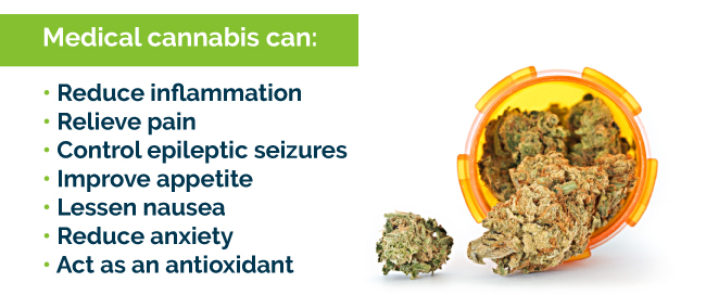 medical marijuana uses