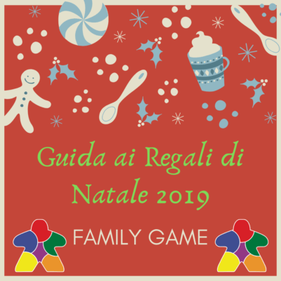 Guida ai Regali di Natale – Family Game