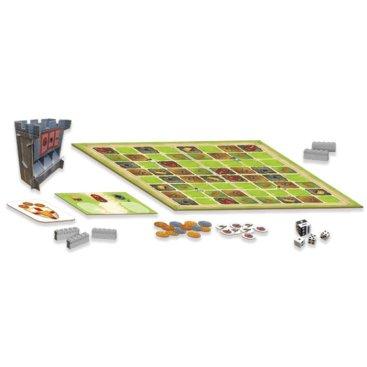 Plancia e componenti di gioco Le mura di York
