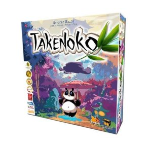 Family Game Takenoko - guida ai regali di Natale Herberia Arcana