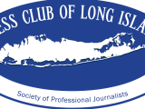 Press Club of LI logo