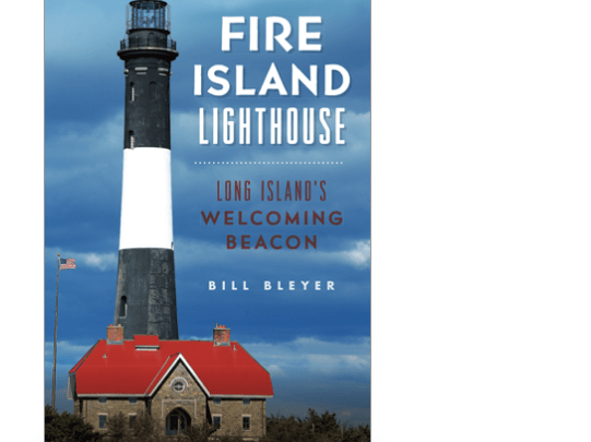 Alumnus Publishes Fire Island Lighthouse Book
