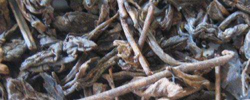 Thé pu-erh (pu-erh) – 普 洱 茶