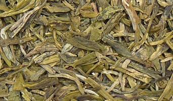 Thé vert Long Jin (long jin lu chai) – 龍 井 綠 茶