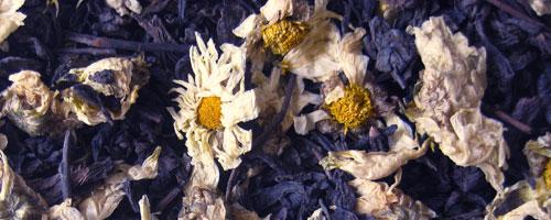 Tisane anticholestérole ju pu-erh – 菊 普 消 滯 茶
